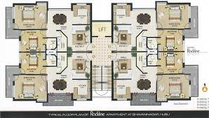 Apartment Building Plans Design New Decoration