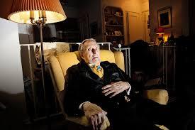 chiller john zacherle 94 a former television horror host credit julie glassberg for the new york times