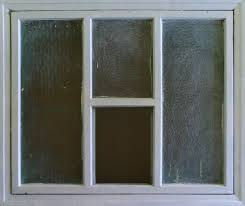 glass window texture. Vintage Window With Dirty Glass Texture
