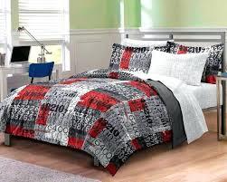bedroom mississauga quilts boys twin quilt set boy bedding sets blue teen comforter best images