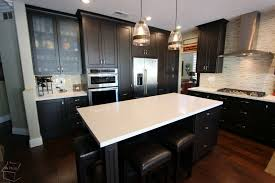 Kitchen Designers Orange County Ca Transitional Kitchen Remodel With Custom Cabinets In