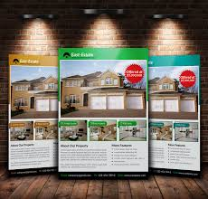 a real estate flyer by designhub on a4 real estate flyer by designhub719