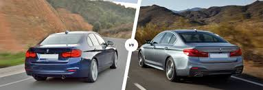 BMW 5 Series bmw 5 series red interior : BMW 3 Series vs 5 Series – which should you buy? | carwow