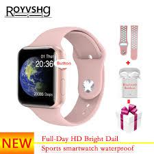 <b>SmartWatch V6 Heart</b> Rate Monitor waterproof <b>Smart watch</b> women ...