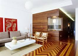 Small Picture Remarkable Modern Interior Design Twines Around Wood Architectural