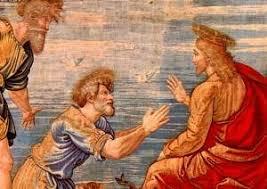 For the Third Time Jesus Asks Peter, Do You Love Me? BIBLE ... via Relatably.com