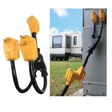 should you go the 30 amp or the 50 amp plug in your rv photo irv2 com
