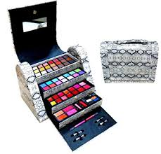 shany makeup kit. shany cosmetics exclusive snake skin makeup kit, dance kit 2 shany a