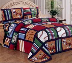 image of the best sports bedding