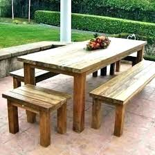 outside picnic tables round wooden outdoor table wood patio furniture plans astounding chair wooden tables outdoor table outside table picnic table umbrella