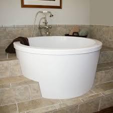 bathtub design inch home dining tub tubs at ho