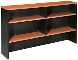 office desk with hutch storage. Desk Hutch Only Office With Storage I