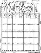 Small Picture Students can color this April calendar and fill in the dates Don