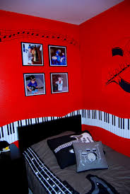 Music Decorations For Bedroom Bedroom Scenic Display Your Passion For Music Inside Home