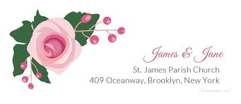 Wedding Label Templates Wedding Label Template 30 Free Sample Example Format Download