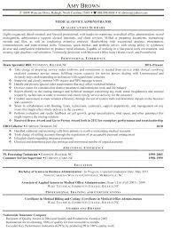 business admin resume health care administration resume health administration resume