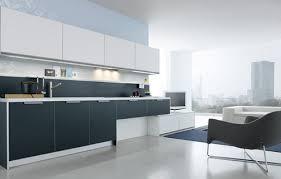 Grey Modern Kitchen Design Neutral Minimalist White And Grey Kitchen Kitchentoday