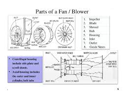 Radial Fan Blade Design Fans And Blowers Ppt Download