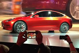 new car releases april 2015Launch of new Tesla Model 3 eagerly awaited in Sonoma County  The