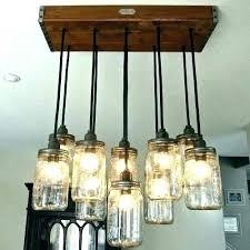 wine bottle chandelier kit kitchen diy