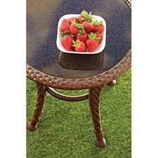 round outdoor coffee table. Better Homes And Gardens Azalea Ridge 20\ Round Outdoor Coffee Table