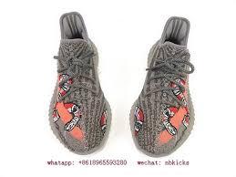 gucci yeezy v2. custom adidas yeezy boost 350 v2 gucci a