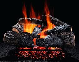 ceramic fireplace logs each picture below to view of log sets burning ceramic fireplace