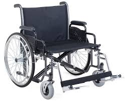bariatric self propelled wheelchair
