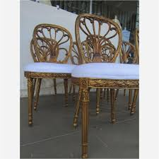 fabric kitchen chairs fresh sheraton style upholstered dining chairs set of 4 awesome