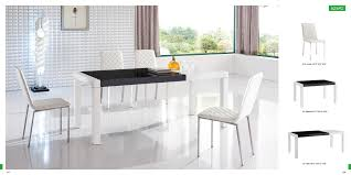white modern dining room sets. Beautiful Contemporary Dining Room Tables And Iof17 White Modern Sets