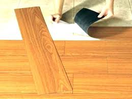 glue down vinyl tile installing plank flooring luxury resilient how to install gluing