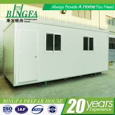Foldable Houses Container House China Sound Proof Bigger Space Foldable Pre