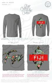 Fiji T Shirt Designs Phi Gamma Delta Fiji Tropical Rush T Shirt Design