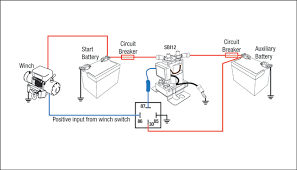 winch from both batteries redarc electronics Redarc Wiring Diagram winch from both batteries redarc wiring diagram