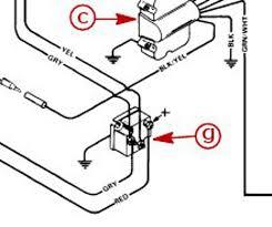 wiring diagram mercury outboard the wiring diagram wiring diagram for 1998 mercury 9 9el page 1 iboats boating wiring diagram
