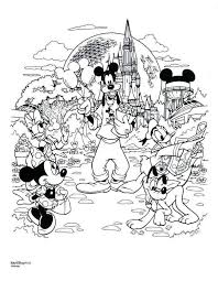Small Picture 13 best DL Toontown images on Pinterest Disney coloring