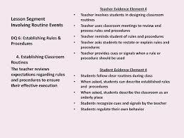 Marzano Elements Chart Marzano Art And Science Teaching Framework Learning Map