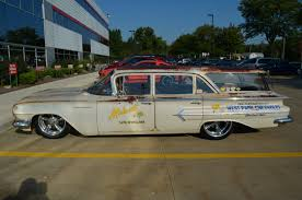 1960 Chevrolet Parkwood - Information and photos - MOMENTcar