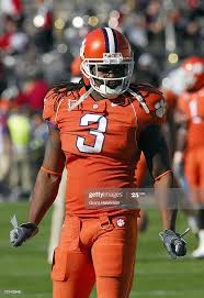 Duane Coleman the Clemson Tigers stands on the field before the game...  News Photo - Getty Images