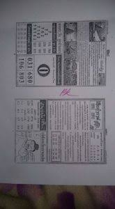 100 Confirm Thai Lottery Chart Route 1 December 2017