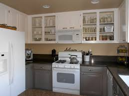 paint kitchen cabinets before and afterPainting Kitchen Cabinets White Before After The Purple Painted