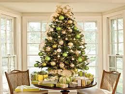 Green Christmas Tree Decorations Ideas