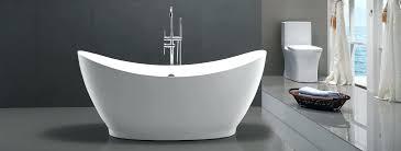 modern bathtubs with shower freestanding tub filler bathtub faucets