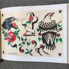 Italian Tattoo Flash The Best Of Times Collection