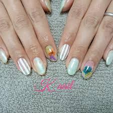春夏ブライダル女子会ハンド Keikoのネイルデザインno3108863