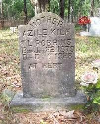Martha Azile Kile Robbins (1879-1928) - Find A Grave Memorial