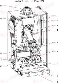 vaillant ecotec plus 618 system boiler mr central heating endear vaillant ecotec plus 418 wiring diagram at Vaillant Ecotec Plus Wiring Diagram