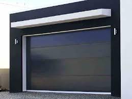 black garage doors black garage doors white house