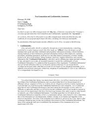 Business Confidentiality Agreement Template – Peero Idea