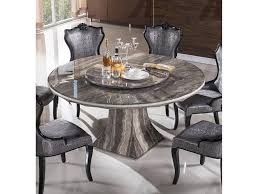 black marble top round dining table